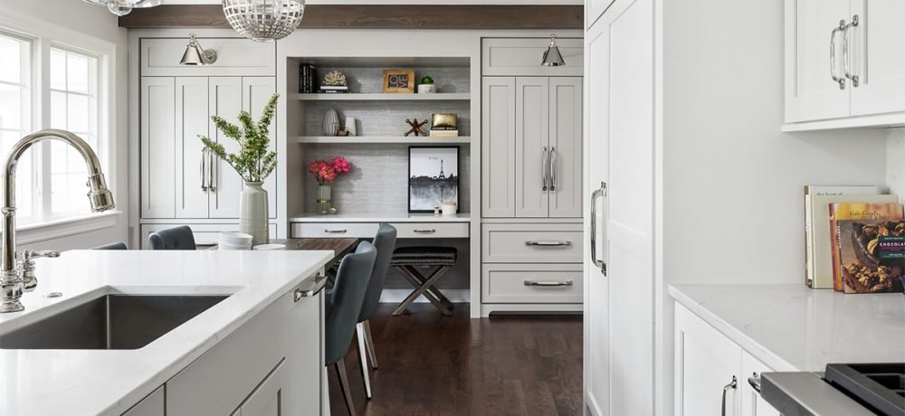 Wheaton Kitchen Remodel with Genius Seating Solve