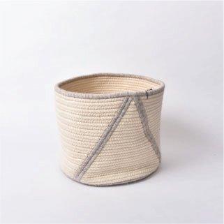 Natural Wool Basket