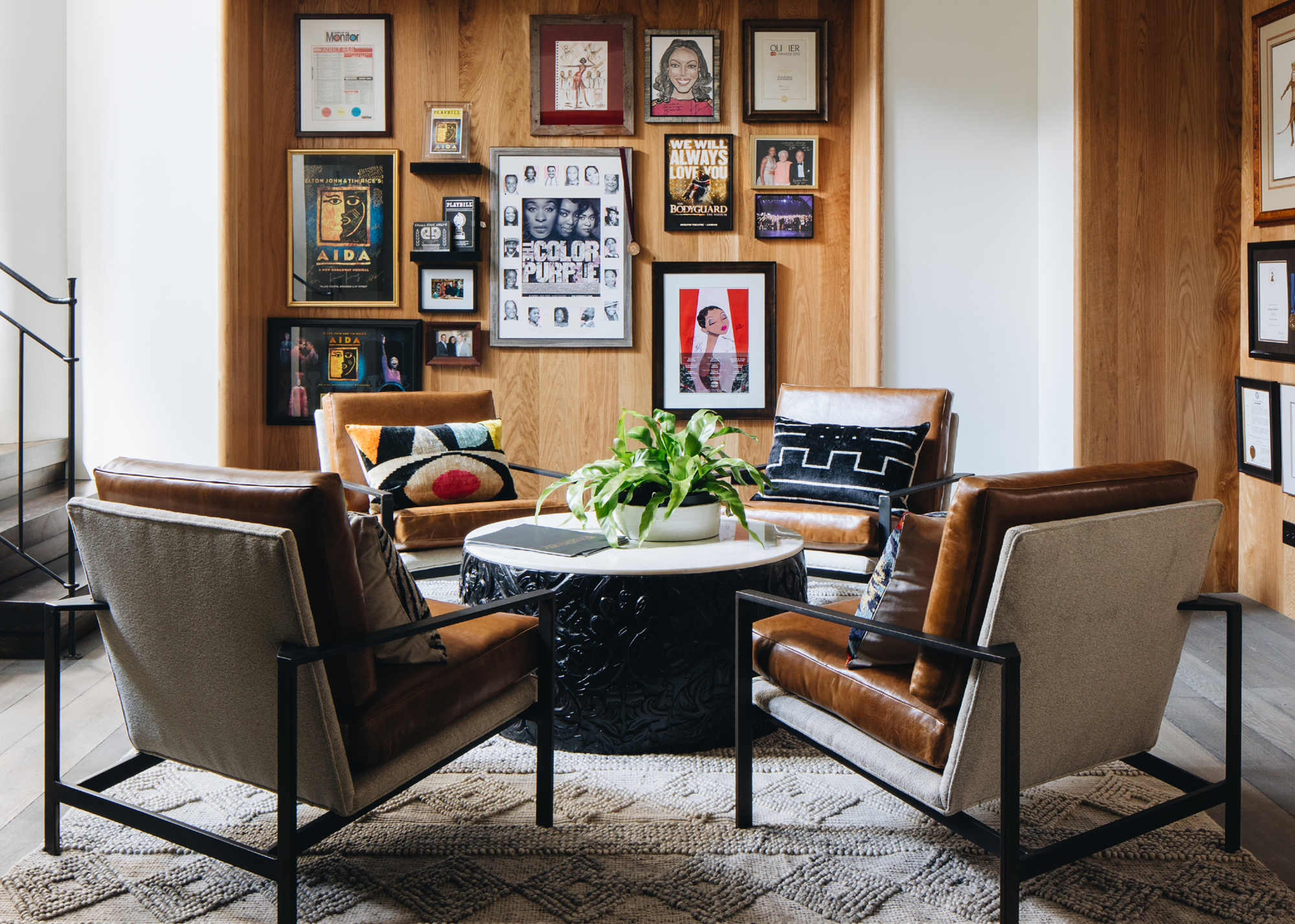 Shop The Look: Group Effort/The Lounge