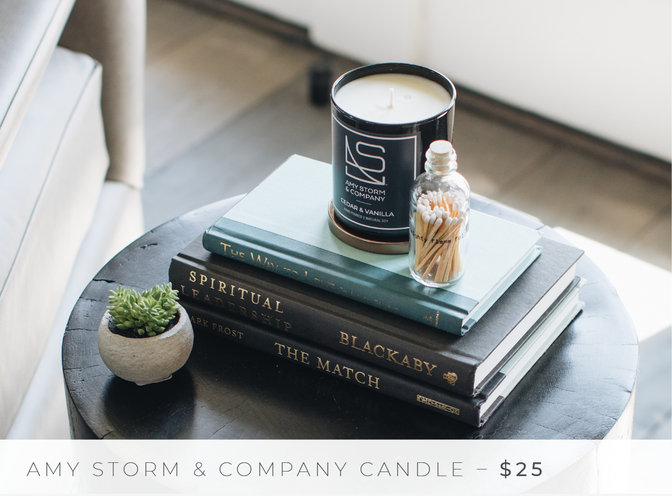 Shop The Look: Group Effort/The Living Room - Candles