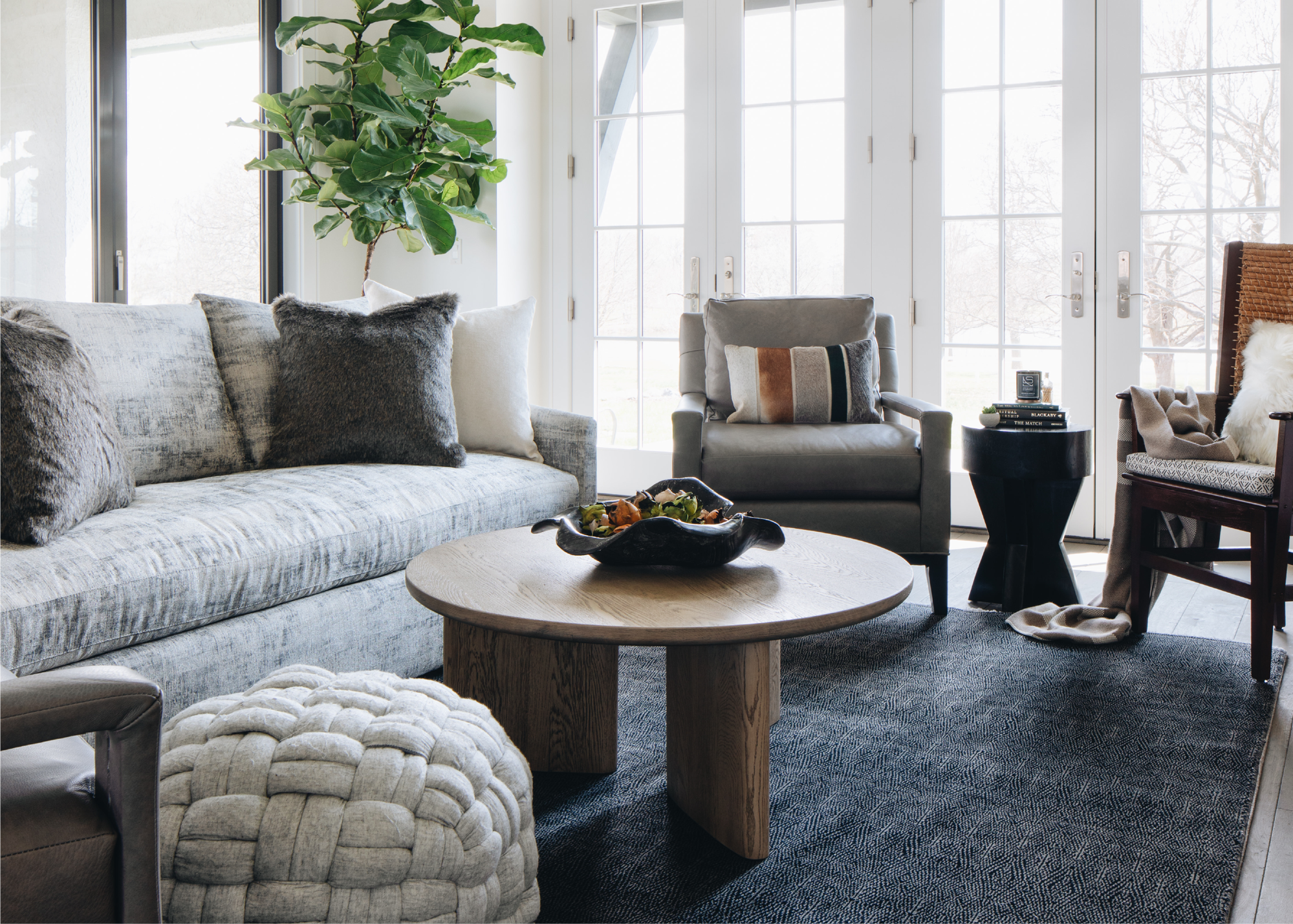 Shop The Look: Group Effort/The Living Room